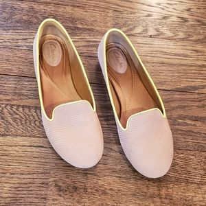 Pre owned CLARKS flat shoes women